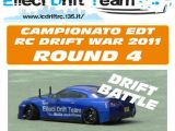 4a Tappa Campionato EDT RC Drift War 2011 - Drifting RC