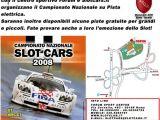 Slot Cars: Finale Campionato Nazionale 2008- Roma 25/26 Ottobre