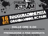 Granda Model RC Park: Inaugurazione nuova pista Off Road 