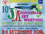 Jonathan Jet Meeting 2015 con il team Italia Horizon Hobby
