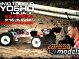 Primo Trofeo Kyosho Tricase sulla pista Carboomodels