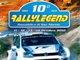 RALLYLEGEND 2012 - 11-14 Ottobre a San Marino