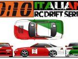 Italian D1:10 RC Drift Series Championship 2013