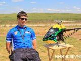 Mikado Logo XXtreme video: Elicottero elettrico per volo 3D