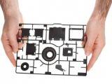 La macchina fotografica in scatola di montaggio: Lomography Konstruktor DIY Kit