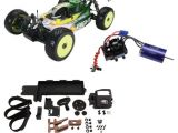 Losi: 8IGHT Kit combo di conversione elettrico buggy e truggy