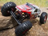 Losi 1/10 Night Crawler 2.0 4WD Rock Crawler RTR