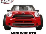 Losi 5IVE MINI WRC Rally in scala 1/5 - Nuova versione