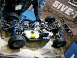 iHobby Expo 2011: il gigante in scala 1/5 Losi 5IVE-T