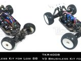 TEKNO RC - Kit di conversione brushless per Losi 8B e Losi 8T