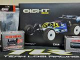 Montare la Team Losi 8IGHT 3.0 w/E-Conversion