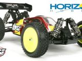 Losi 8ight Mini Video: Brushless Buggy 4WD 1/14 - Horizon