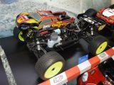Losi 8ight-T AVC Truggy con motore a benzina in scala 1/8