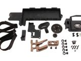 Team Losi - 8IGHT Kit conversione elettrico - Hardware Package