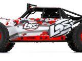 Losi Desert Buggy XL 4WD in scala 1/5 sulla neve!