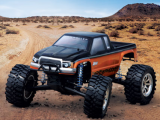 Losi: HIGHroller  - Highlifted Truck 1:10 RTR - SCOOP!