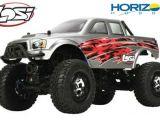 Losi Micro 4X4 Trail Trekker RTR 1/24 - Horizon Hobby