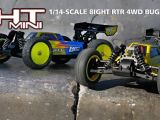Losi Mini 8IGHT Buggy 4WD in scala 1/14 con sistema AVC