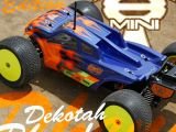 Truggy Losi Mini 8IGHT-T Phend e Maifield edition