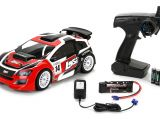 Losi Mini Rally 4WD brushless in scala 1/14 - Horizon Hobby