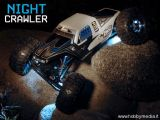 Losi Night Crawler RTR Rock Crawler in scala 1/10