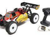 Team Losi 8IGHT 4WD Nitro Buggy 1/8 RTR - VIDEO