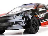 La Losi TEN-Rally X affronta ghiaccio e neve!