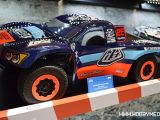 Losi TenT SCTE 4WD Troy Lee Design in scala 1/10 - Fiera del giocattolo Norimberga 2015