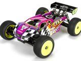 Horizon Hobby: TLR 8ightT 4.0 Truggy 1/8 - Video