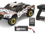 Losi XXX SCT 2WD Short Course Truck RTR - Video