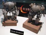 Lost Planet 2 Capcom - vinyl toys Kotobukiya - Modellismo statico e videogiochi al Tokyo Hobby Show