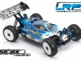 LRP S8 BXR EVO video: buggy 4wd a scoppio in scala 1/8