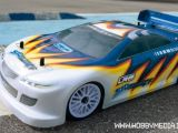 LRP S10 Blast TC RTR - Touring Car elettrica in scala 1/10