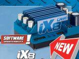 LRP iX8 ESC e USB Bridge: Scheda aggiornamento firmware