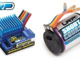 LRP - Motore X11 Modified e Ai Brushless PRO ESC per Short Course Truck - Slash, Blitz, SC10 e Strike