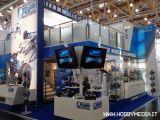 LRP Deep Blue One RC Offshore alla Fiera del modellismo di Norimberga 2012