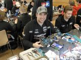 Marc Rheinard conquista il primo posto alla competizione 1:10 LRP Touring Car Masters 2009