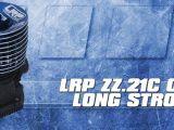 LRP ZZ.21C: Motore nitro da competizione per buggy 1/8