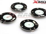 XRace Model: Set luci LED per ruote di automodelli RC