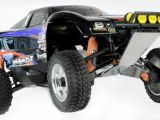 LunaTik - Protezioni frontali in acciaio per il truck HPI Baja 5T Option parts Big Scale - Front skid plate