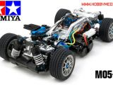 Tamiya M05 S-SPEC Video: Kit di montaggio in scala 1/10