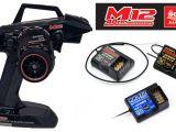 Radiocomando Sanwa M12 2.4 GHz FHSS Edizione limitata