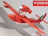Video dell'Idrovolante Kyosho Macchi M33 EP/GP30 ARF