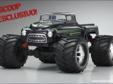 Mad Force Kruiser VE - Nuovo Monster brushless della Kyosho SCOOP MODELLISMO