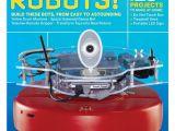 Make Magazine: Costruire un robot in casa...