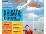MAKE MAGAZINE - Il direttore di Wired spiega come costruire un aeromodello con autopilota...