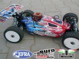 "Marco Baruffolo è il campione europeo ""B"" buggy 1/8"