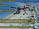 Raduno Droni PDM a Margherita di Savoia