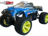 CEN Matrix 5E MT 4WD: Monster truck brushless in scala 1/5
