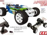 Nuova CEN Matrix TR3: Truggy a scoppio RTR - SCORPIO